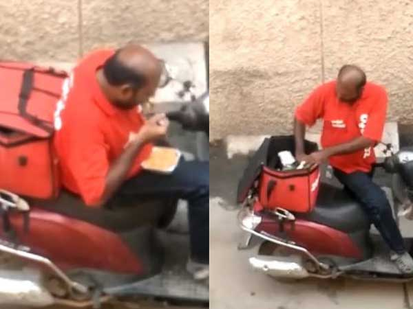 After Zomato sacks delivery man for eating customers food; Twitterati feel sorry