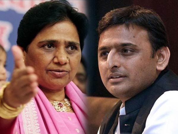 Mayawati explains why SP-BSP did not include Congress as alliance