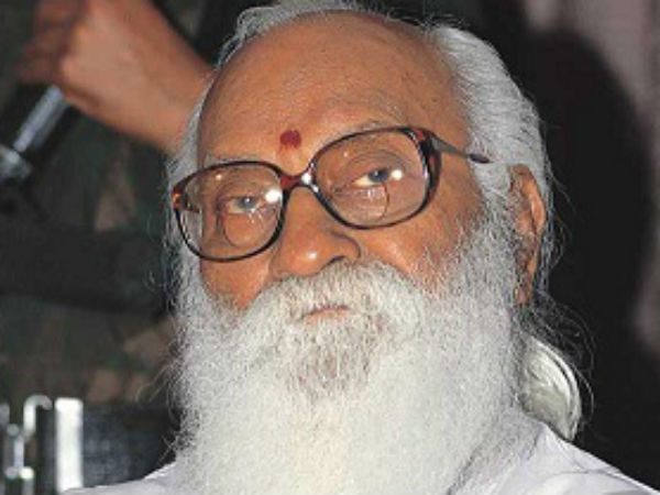Who is Nanaji Deshmukh?