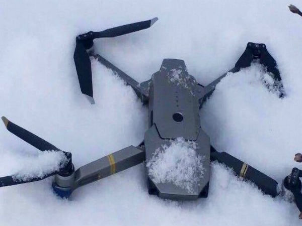 Indian Army dismisses Pakistans claim of shooting down quadcopter spying across LoC