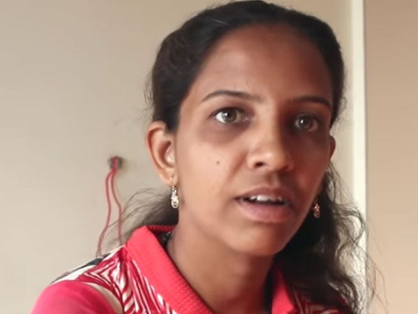 Meet Aisha Mohammad, a women who made a name out of carrom, a game dominated by men