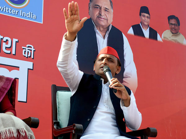 SP chief Akhilesh Yadav believes Congress is part of the anti-BJP
