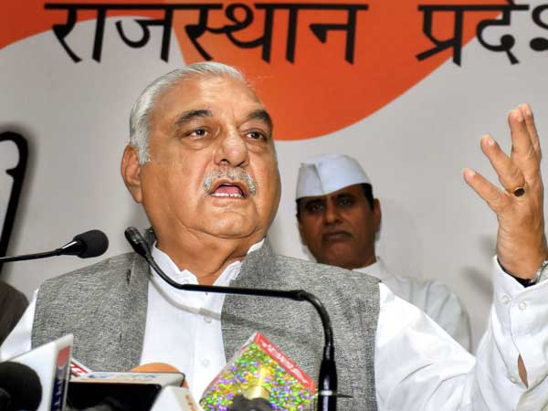 BS Hooda dubs CBI raids against him as political vendetta; Congress says govt rattled