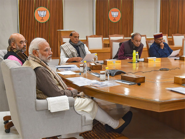 BJPs 2-day national council meeting to begin today; Delhi police issues traffic advisory