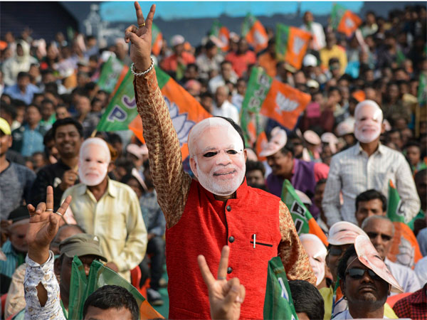 BJP plans a new strategy for Dalits in Uttar Pradesh with SP-BSP joining hands for LS polls