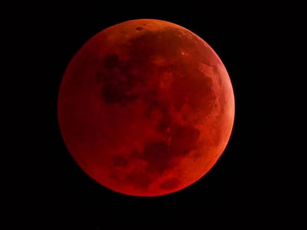 blood moon phase tonight - photo #23