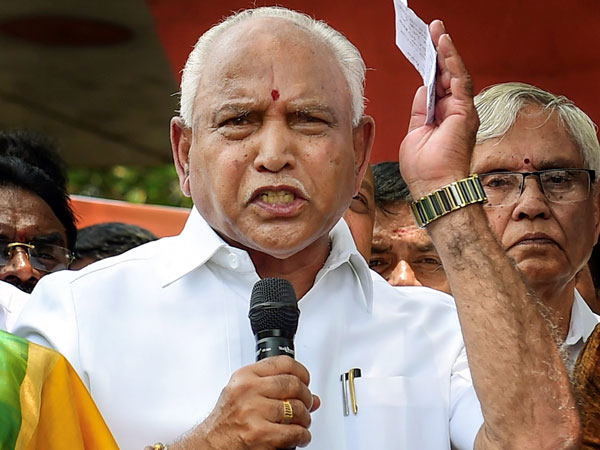 Don't fear, we are not here to destabilise, Yeddyurappa tells Congress
