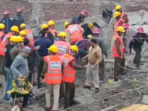 [Four-storey building collapses in Gurugram, six dead]