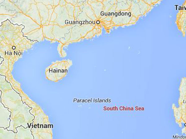 China's territorial claims in the South China Sea are driving major logistic developments