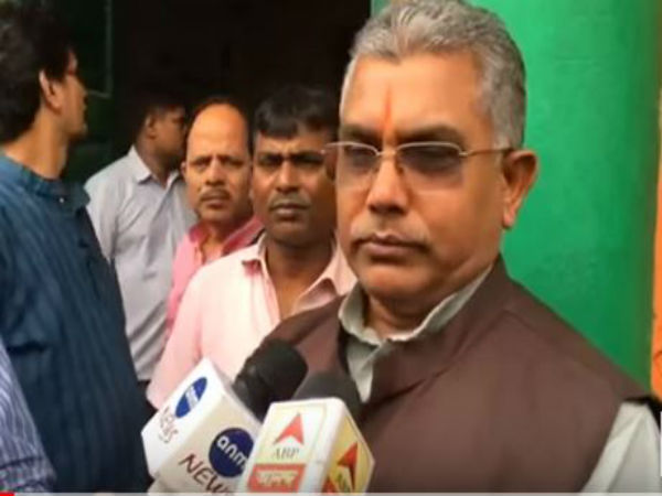 Bengal BJP livid after state chief Dilip Ghosh finds 'PM material' in Mamata Banerjee
