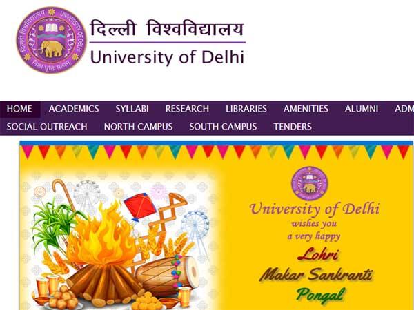 [DU Result 2018: Delhi University UG V Semester results declared, here's direct link]