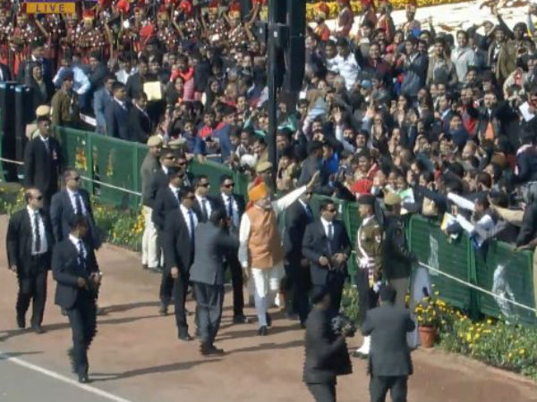 Republic Day 2019: Why do who protect Modi, other VIPs always wear sunglasses?