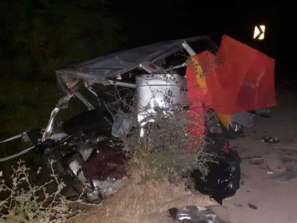 12 killed, 2 injured in road accident in Ujjain district