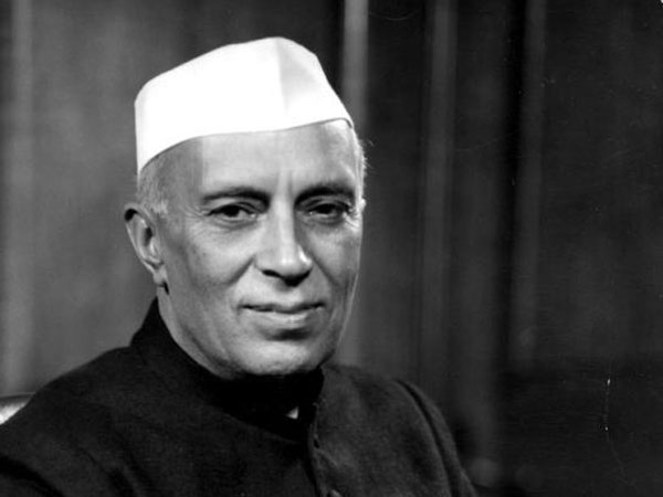 Nehru was not an accidental PM