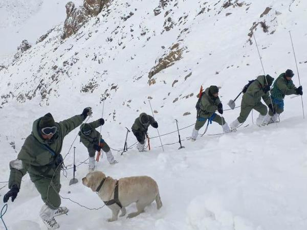 2 more bodies recovered from Khardung La Top avalanche site
