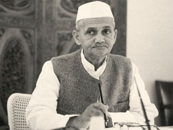 Lal Bahadur Shastri was an accidental PM; so was Indira in 1966