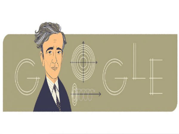 Google doodle honours Soviet-Era Physicist Lev Landau on 111th birth anniversary