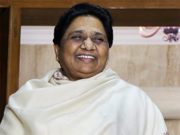 BSP chief and former UP chief minister Mayawati