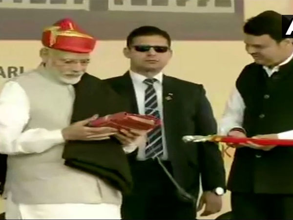 PM Modi lays foundation stone for 30,000 houses under PMAY in Solapur