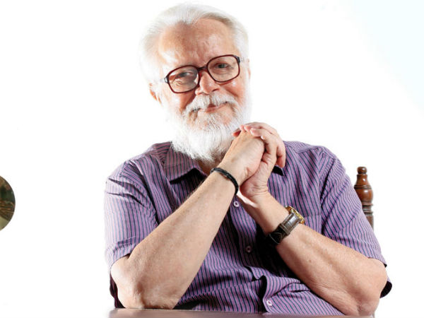 File photo of Nambi Narayanan