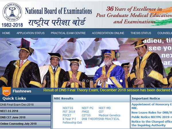 NEET PG 2019 results date: How to check