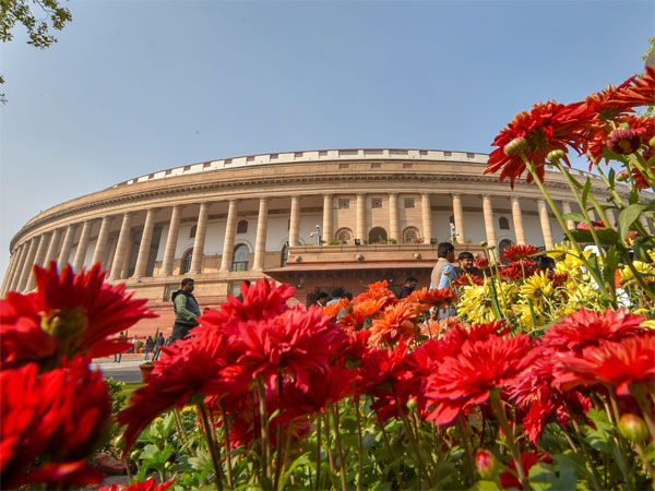 Parliament of India. File photo