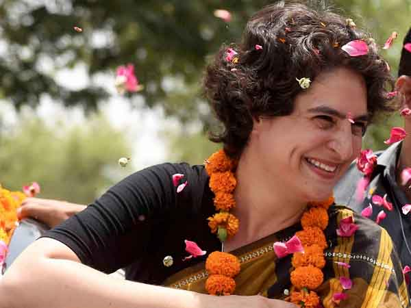 Priyanka Gandhi Vadra likely to do roadshow on Feb 11 in Lucknow
