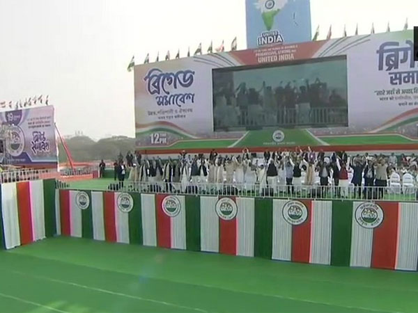 Mamata's mega 'United India' rally brings Kolkata to grinding halt