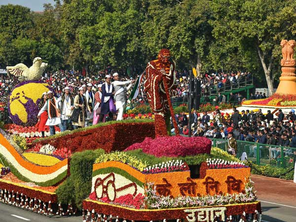 How India celebrated Republic Day