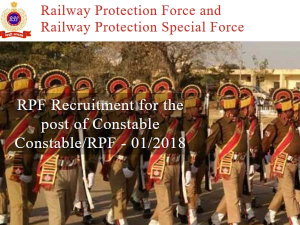 RPF constable recruitment 2019: Hall ticket released; How to download