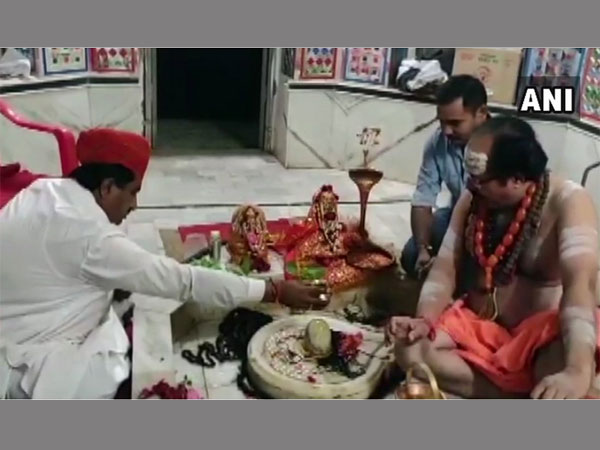 Muslim minister of Rajasthan government in the line of fire of Ulama for worshiping Lord Shiva