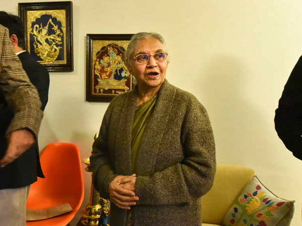 'Politics is full of challenges ': Sheila Dikshit ahead of taking charge as Delhi Cong Chief