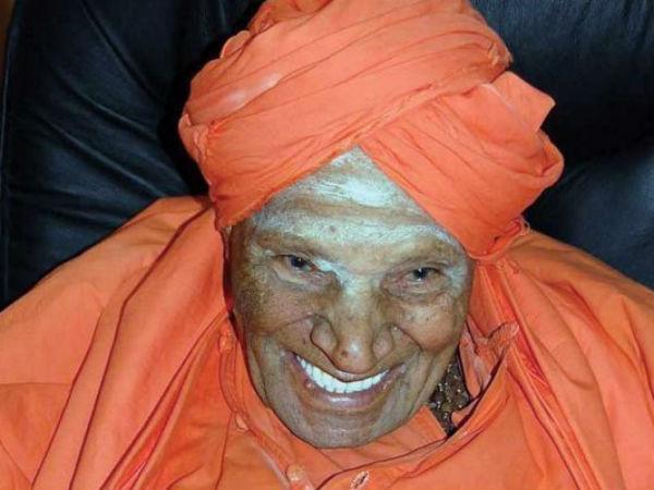 Who was Shivakumara Swami? The walking god of Karnataka
