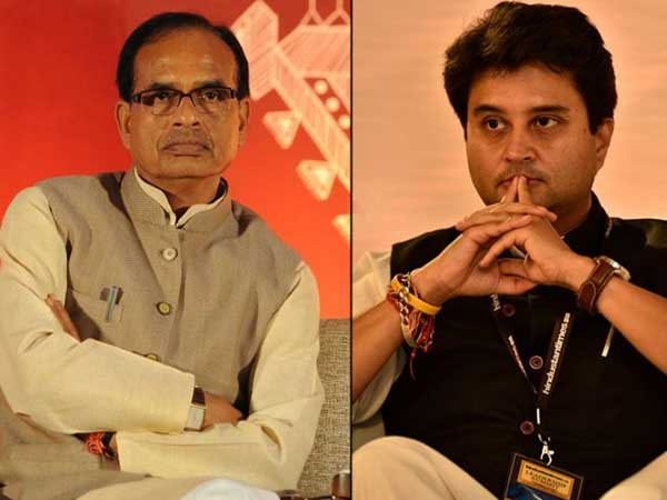 Closed-door meet between Shivraj Singh Chouhan and Jyotiraditya Scindia sparks political buzz
