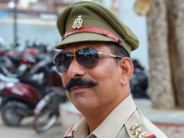 File photo of Police Inspector Subodh Kumar Singh