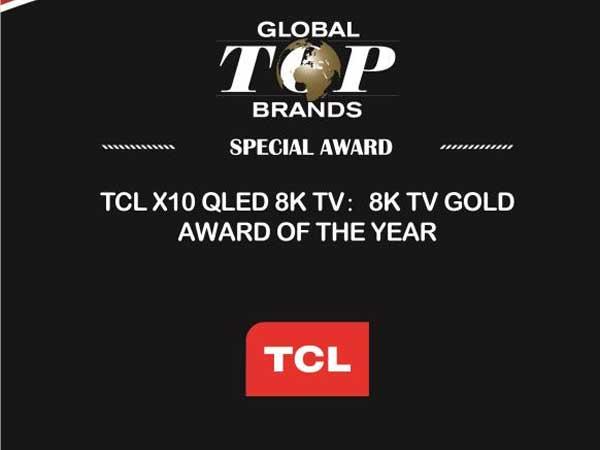 TCL X10 wins 8K TV award at CES 2019