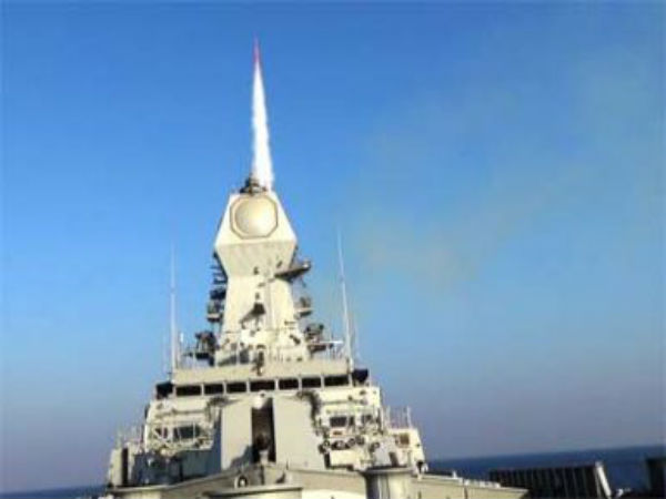 DRDO successfully test fires Long Range Surface to Air Missile LR-SAM