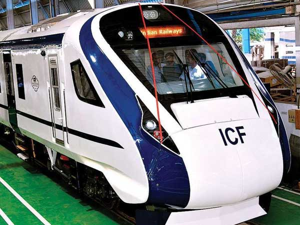 Train 18 will now be called Vande Bharat Express