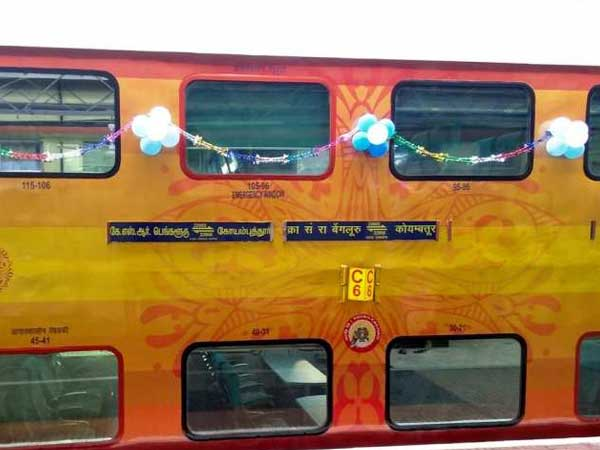 Soon, Luxury double decker AC train to be introduced