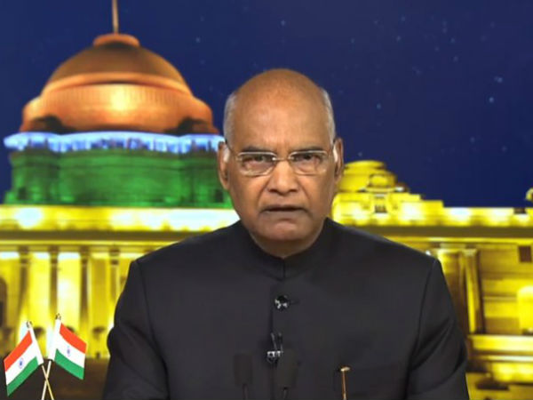 President Kovind asks Modi to decide council of ministers, date of swearing-in ceremony