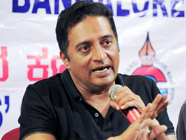 'It's a solid slap on my face', says Prakash Raj after electoral drubbing