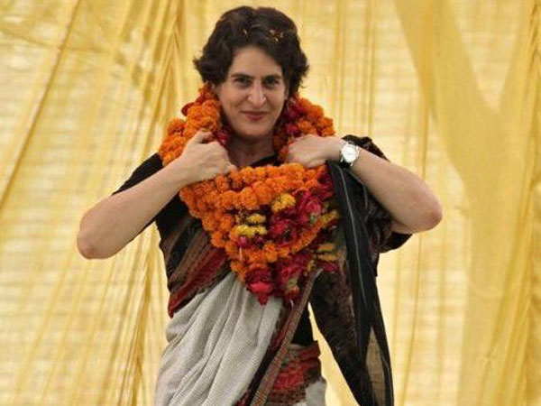 With no place in SP-BSP alliance & no local face in UP, Congress had only hope in Priyanka Gandhi
