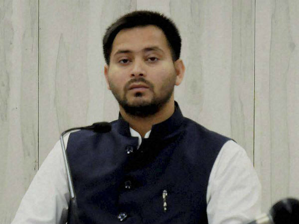 File photo of Tejashwi Yadav