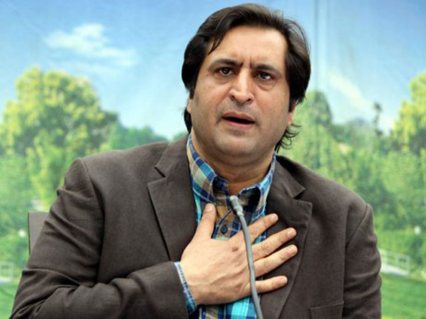 Can't support decision to withdraw security to separatists in Kashmir: Sajad Lone
