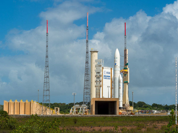 GSAT-31 launch from French Guiana: 10 things to know about ISRO's 2.5 Ton satellite