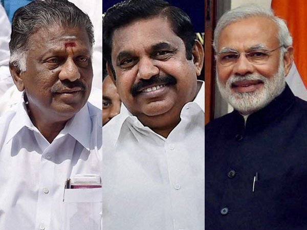 2019 Lok Sabha elections: AIADMK to contest in 20 seats, BJP in five
