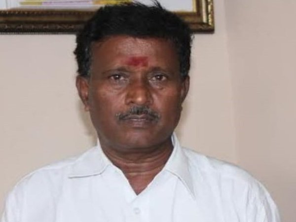 Tamil Nadu: AIADMK MP S Rajendran dies in car accident