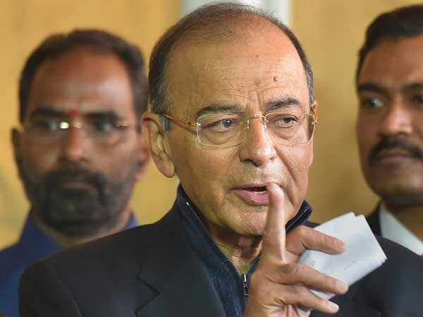 Not even lip sympathy: Jaitley slams Imran Khan over Pulwama