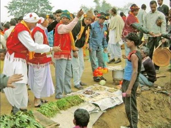 In this 500-year-old Assam fair, barter system comes alive