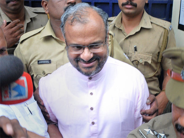 Kerala nun-rape case: Charge sheet filed against Bishop Franco Mulakkal